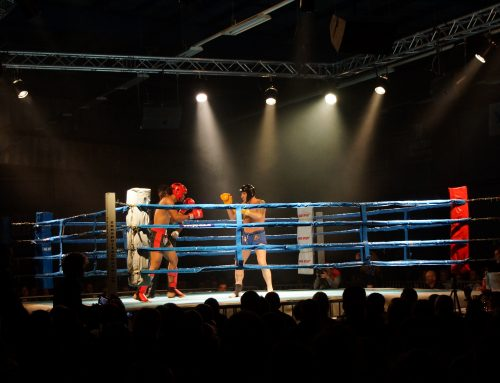 Muay Thai Shadow Boxing Event